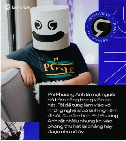 Netizen phẫn nộ RIN9 khen Phí Phương Anh hát trong phòng thu hay hơn nhiều ca sĩ lâu năm-2