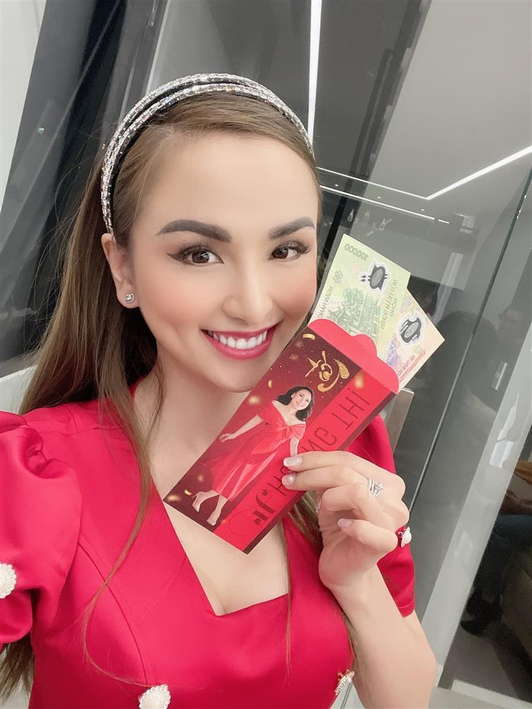 Hoa hậu Diễm Hương khoe cơ ngơi khủng của danh hài Việt Hương-4