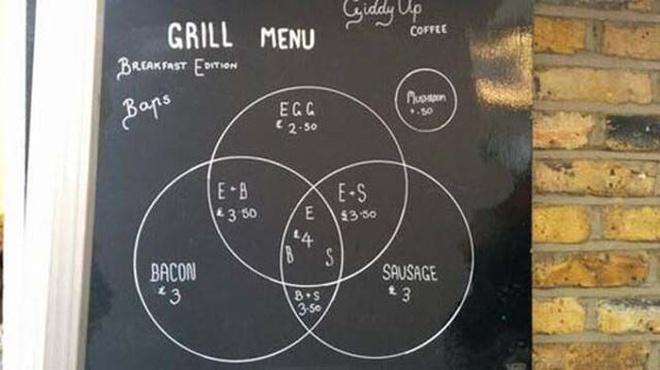 Những kiểu menu hack não khách hàng, mới nhìn thôi đã thấy sang chấn tâm lý-4