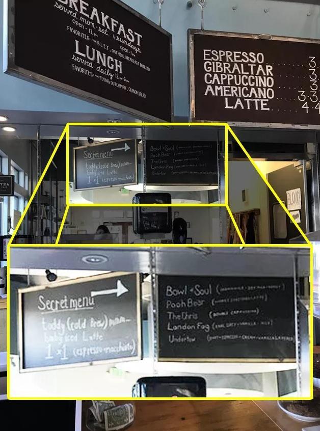 Những kiểu menu hack não khách hàng, mới nhìn thôi đã thấy sang chấn tâm lý-6