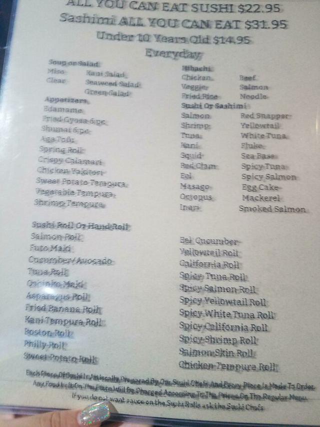 Những kiểu menu hack não khách hàng, mới nhìn thôi đã thấy sang chấn tâm lý-7