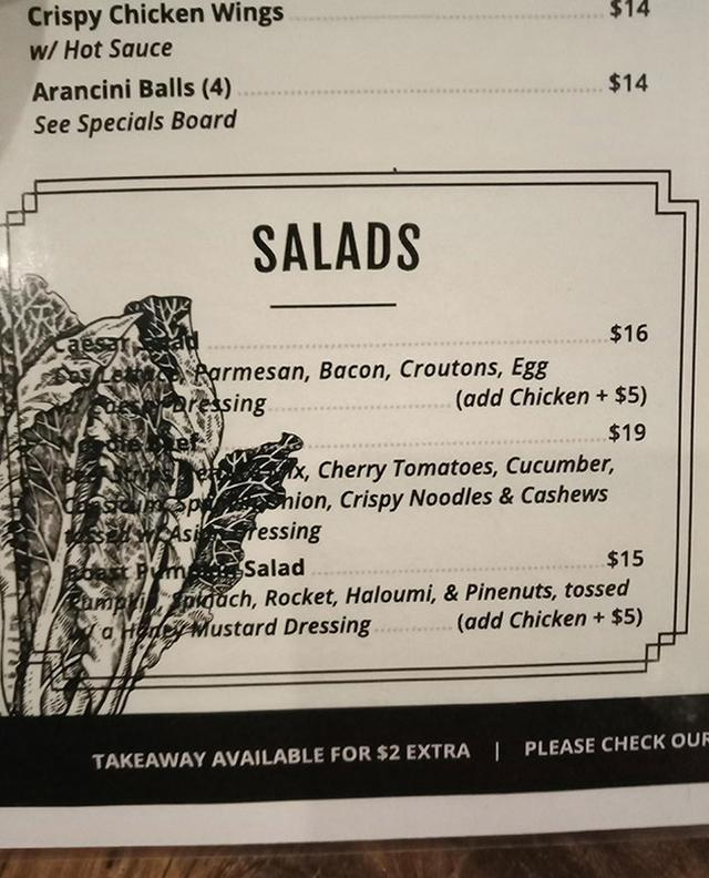 Những kiểu menu hack não khách hàng, mới nhìn thôi đã thấy sang chấn tâm lý-12