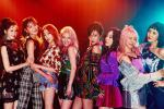 Huyền thoại SNSD tái xuất Kpop với đội hình 8 thành viên