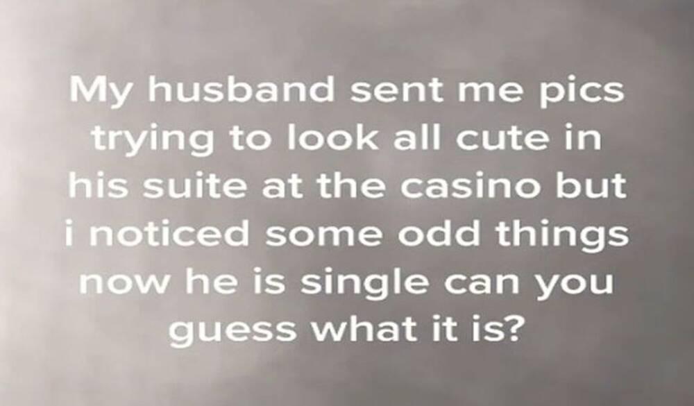 Chụp ảnh selfie gửi vợ, anh chồng không ngờ bị lộ chuyện ngoại tình-1