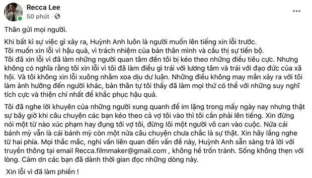 Huỳnh Anh lên tiếng về ồn ào lật kèo mua nhẫn cầu hôn-3
