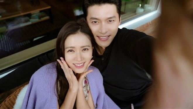 Hyun Bin và Son Ye Jin hẹn hò ở sân golf-1
