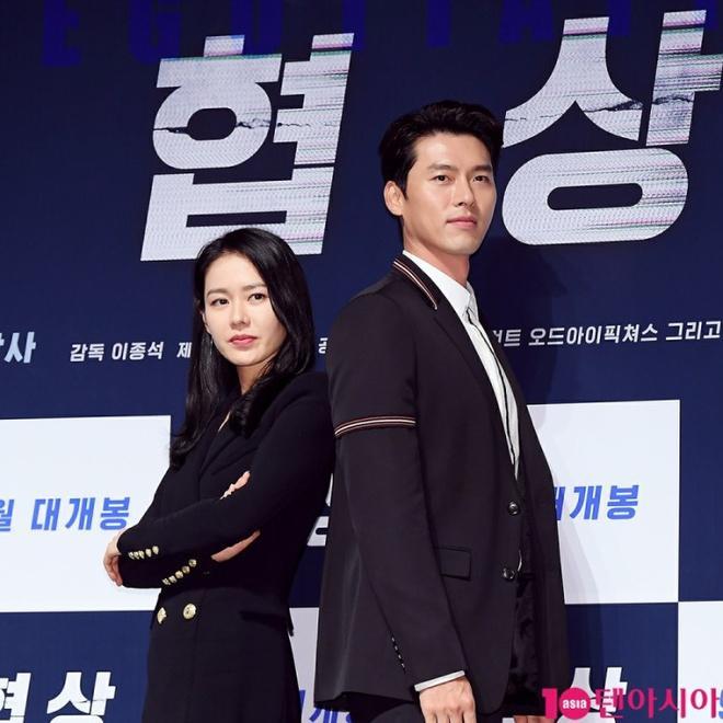Hyun Bin và Son Ye Jin hẹn hò ở sân golf-2