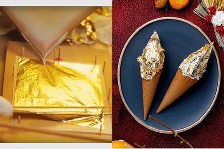 Ngày Vía Thần tài, điểm lại loạt món ăn dát vàng 'hút khách' tại Việt Nam