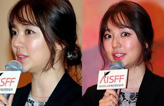 Mặt mộc lộ rõ dấu hiệu tuổi tác của thái tử phi Yoon Eun Hye-6