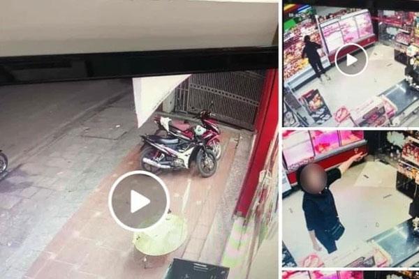 Quảng Ninh: Vào siêu thị không đeo khẩu trang bị nhắc nhở, người phụ nữ còn lớn tiếng cãi vã-1