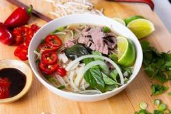 Món phở Việt trong mắt du khách quốc tế