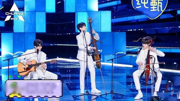 Show giải trí Trung Quốc vét cạn tài năng-3
