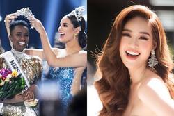 Tân Hoa hậu Hoàn vũ 2020 có nhiệm kỳ ngắn nhất lịch sử