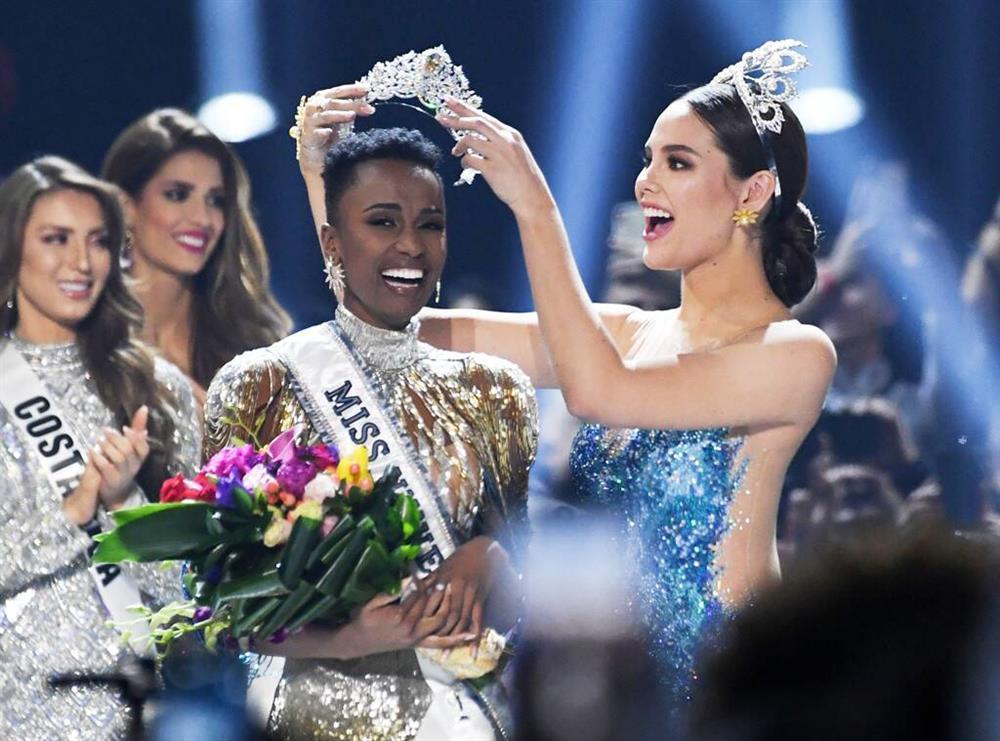 Tân Hoa hậu Hoàn vũ 2020 có nhiệm kỳ ngắn nhất lịch sử-2