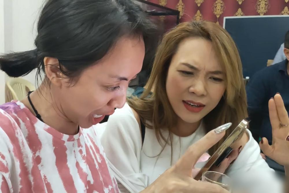 Mỹ Tâm hứa hẹn dạy 5 buổi để Thu Trang làm ca sĩ-5
