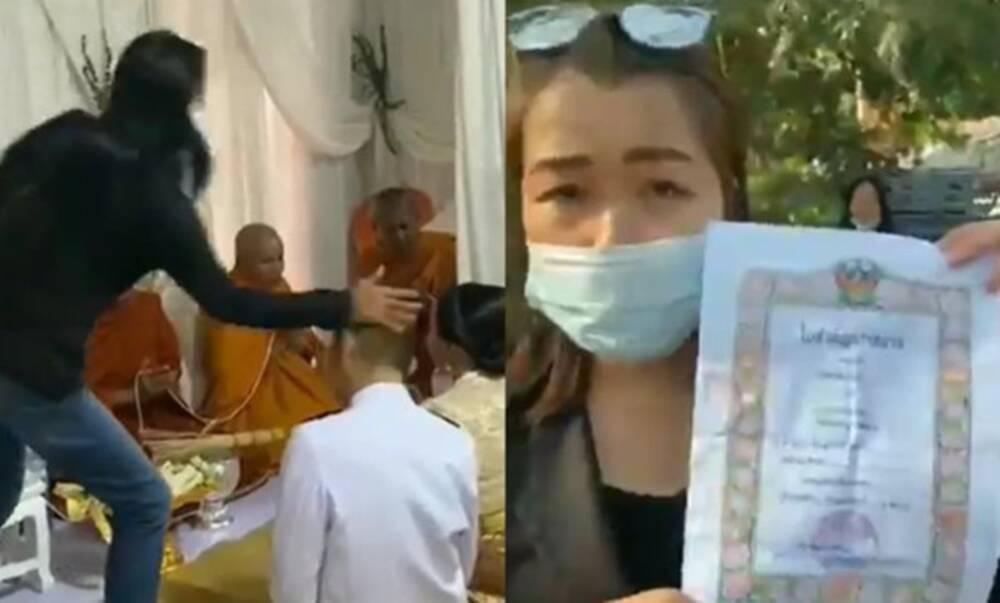 Mẹ chồng quốc dân, giúp con dâu phá đám cưới con trai và tiểu tam-2