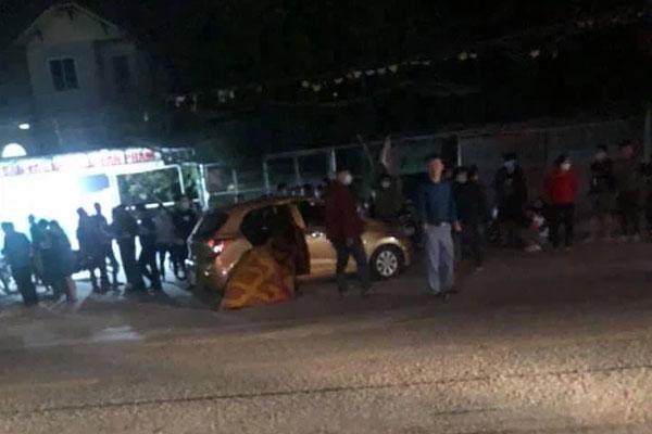 Hung thủ tự sát sau khi đâm chết 3 người ở quán karaoke-1