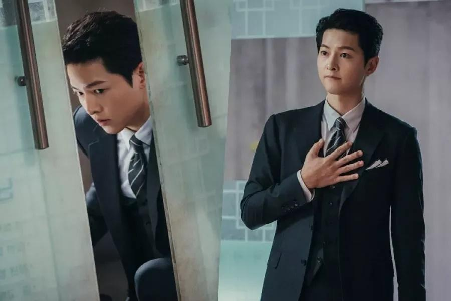 Rating Vincenzo tăng mạnh, thời hoàng kim của Song Joong Ki đã trở lại-3