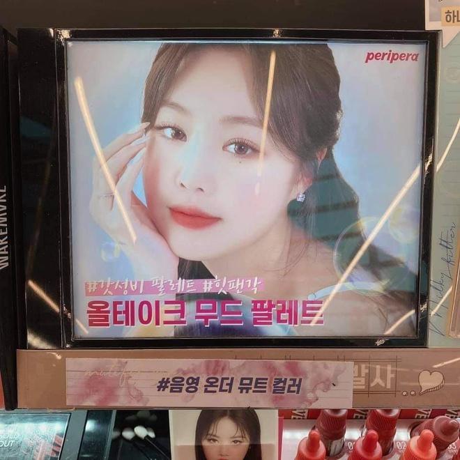 Nữ ca sĩ bị che ảnh quảng cáo mỹ phẩm vì tin đồn bắt nạt-3