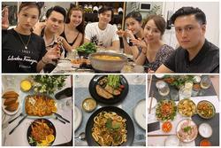 Tài nấu nướng từ Âu sang Á của MC điển trai được hội bạn thân toàn sao khen nức nở