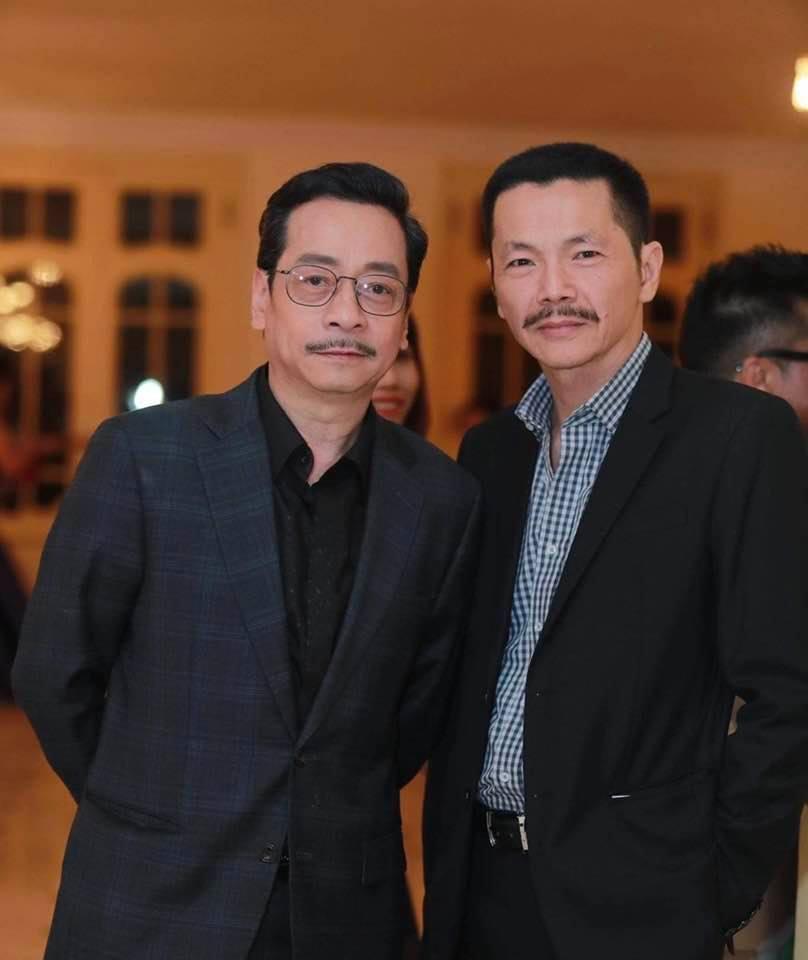 Nghệ sĩ Trung Anh đóng tiếp vai diễn dang dở của NSND Hoàng Dũng-1
