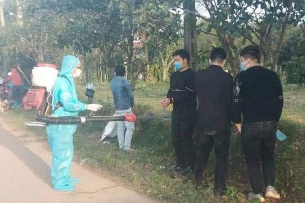 Không thu được phí cách ly của 4 người Trung Quốc nhập cảnh trái phép-1