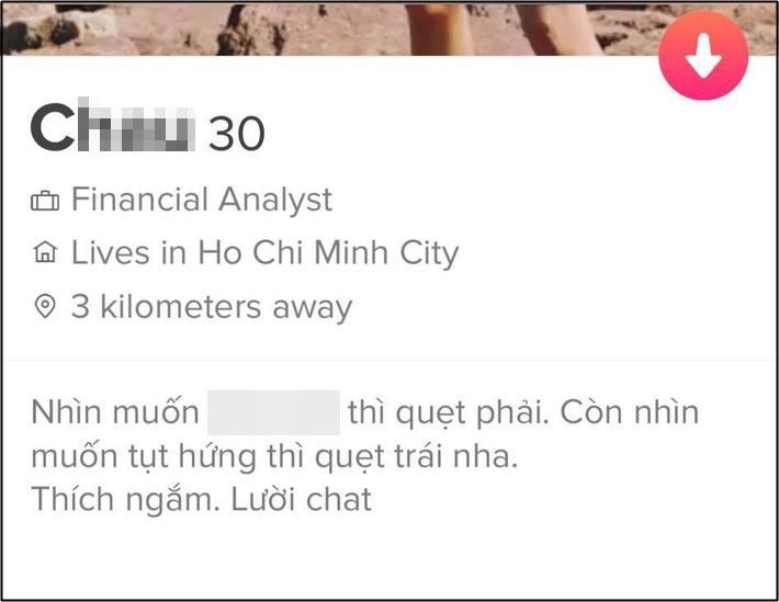 Tuyển tập profile thả thính của các cao thủ trên ứng dụng hẹn hò-8