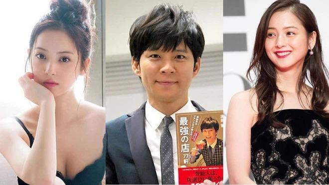 Ngoại tình 182 người, chồng sao Nhật đẹp nhất bị đuổi khỏi showbiz, phải mưu sinh chợ cá?-1