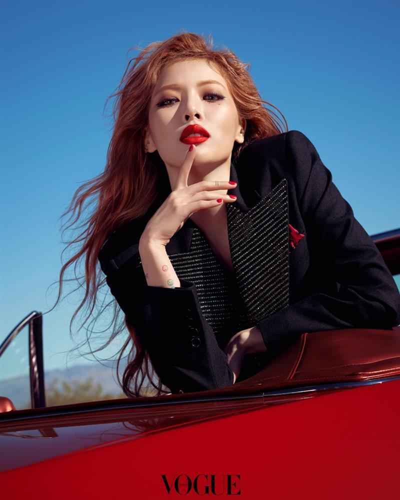 Nữ hoàng sexy HyunA bị khui quá khứ là đầu sỏ chuyên tát bạn thời đi học-1