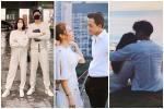 Hễ diện đồ trắng là các cặp 'phi công - máy bay' Vbiz chênh 11 tuổi đồng loạt xứng đôi