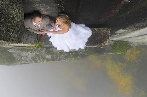 Rợn người với những ý tưởng chụp ảnh cưới như phim kinh dị-4