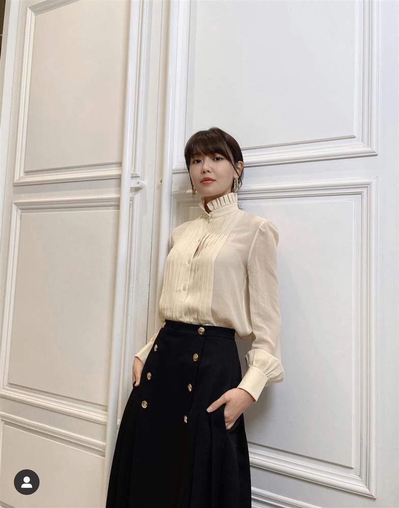 1001outfit đẹp mắt của Sooyoung (SNSD),chị em công sở mau học lỏm-7