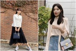 1001outfit đẹp mắt của Sooyoung (SNSD),chị em công sở mau học lỏm