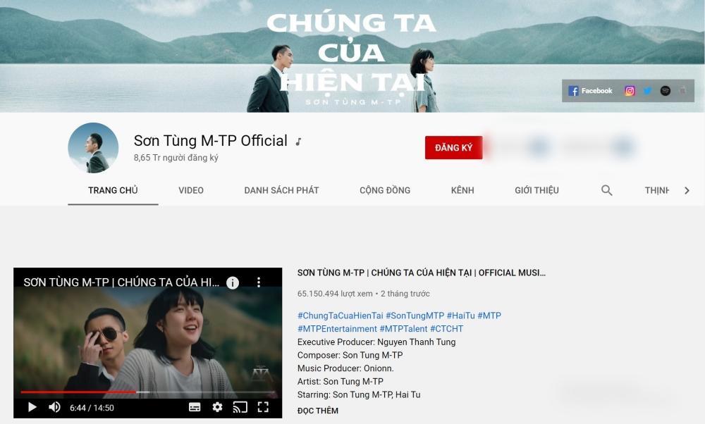 MV Chúng Ta Của Hiện Tại trở lại Youtube, khép lại nghi án dùng beat không xin phép ?-4