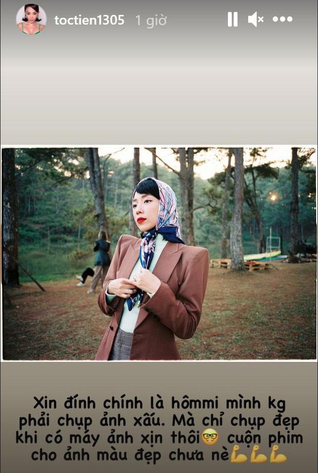 Tóc Tiên tung loạt hình xịn sò chứng minh Hoàng Touliver chụp ảnh không xấu như lời đồn-1