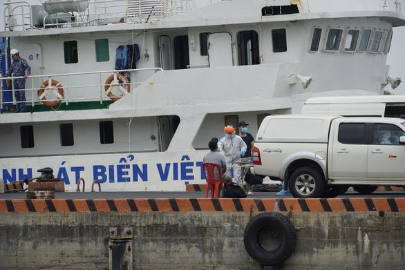 Bà Rịa - Vũng Tàu: Thủy thủ tàu hàng Indonesia tử vong, 5 người dương tính Covid-19-1