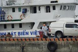 Bà Rịa - Vũng Tàu: Thủy thủ tàu hàng Indonesia tử vong, 5 người dương tính Covid-19