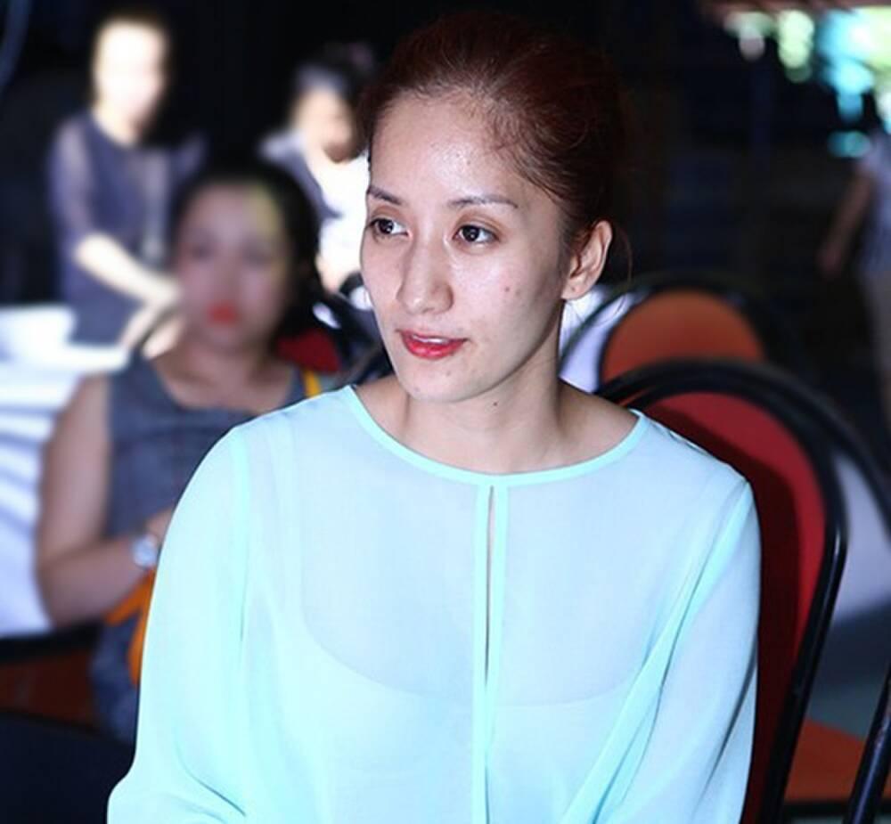 Không qua photoshop, nhan sắc thật của mỹ nhân Trung - Việt như thế nào?-4