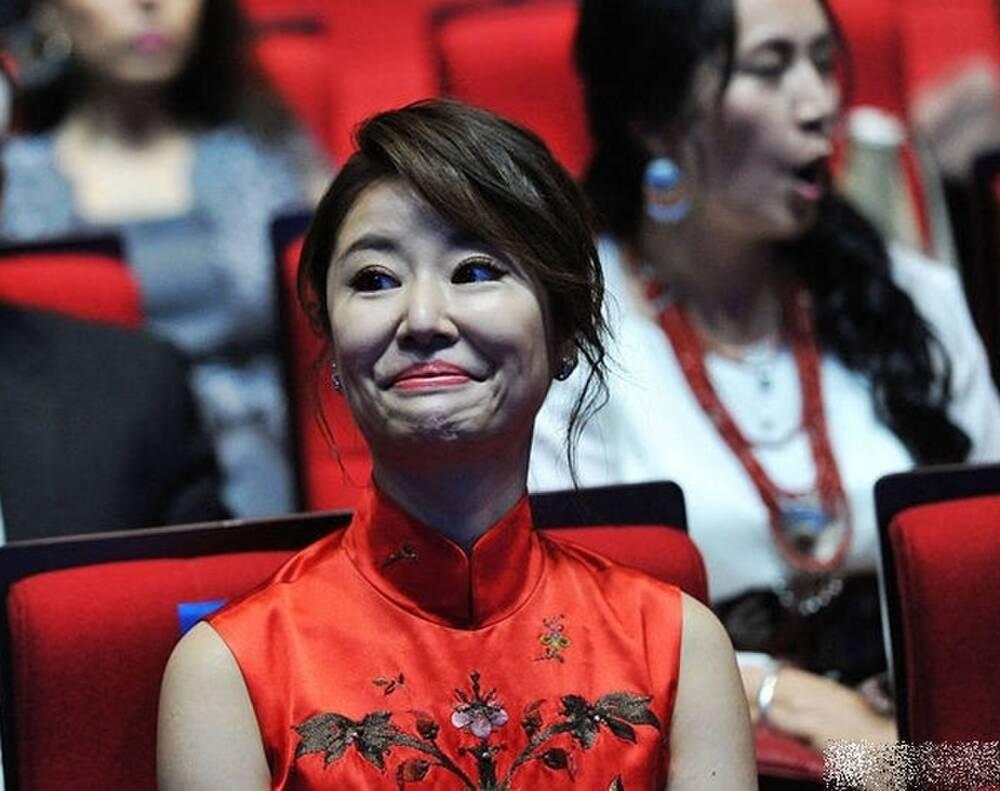 Không qua photoshop, nhan sắc thật của mỹ nhân Trung - Việt như thế nào?-8