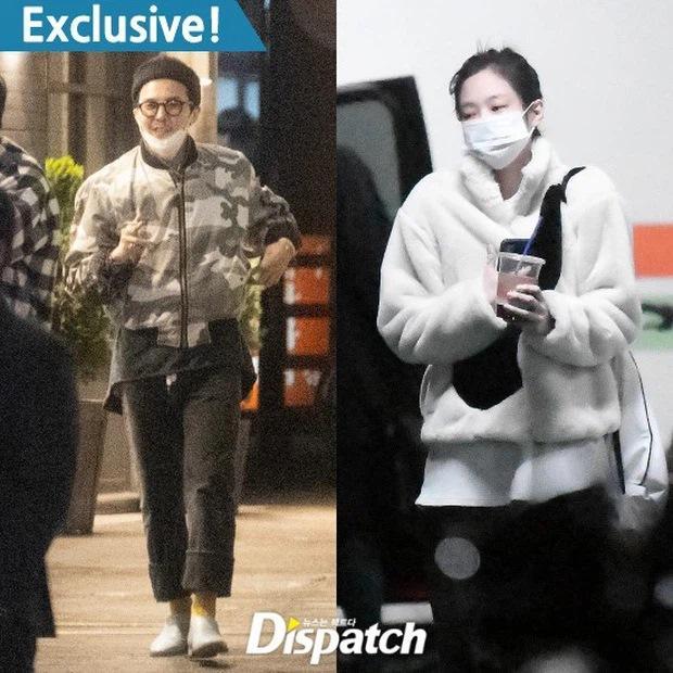 G-Dragon và Jennie hẹn hò: Hai biểu tượng thời trang lên đồ tâm đầu ý hợp-1