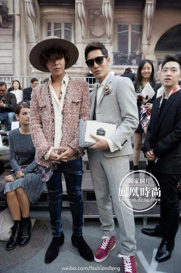G-Dragon và Jennie hẹn hò: Hai biểu tượng thời trang lên đồ tâm đầu ý hợp-12
