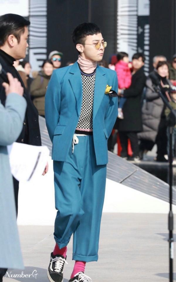 G-Dragon và Jennie hẹn hò: Hai biểu tượng thời trang lên đồ tâm đầu ý hợp-7