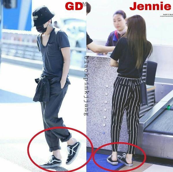 G-Dragon và Jennie hẹn hò: Hai biểu tượng thời trang lên đồ tâm đầu ý hợp-6