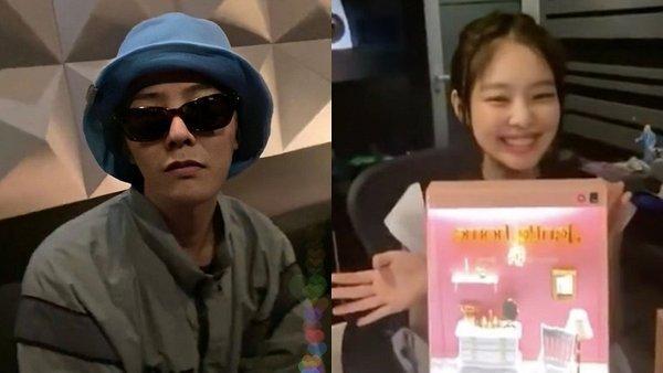 G-Dragon và Jennie hẹn hò: Hai biểu tượng thời trang lên đồ tâm đầu ý hợp-3