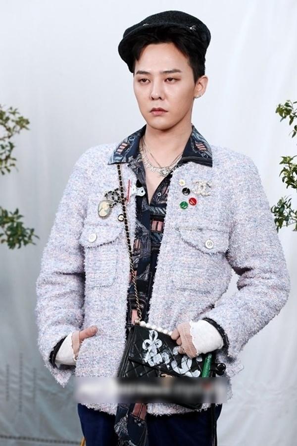 G-Dragon và Jennie hẹn hò: Hai biểu tượng thời trang lên đồ tâm đầu ý hợp-11