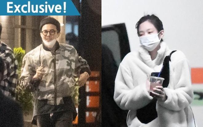 G Dragon hiện tại - Kai (EXO) quá khứ, ai mới là chân ái của BLACKPINK Jennie?-7