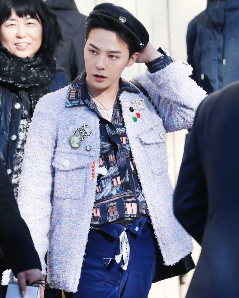 G Dragon hiện tại - Kai (EXO) quá khứ, ai mới là chân ái của BLACKPINK Jennie?-10
