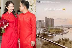 Primmy Trương khéo khoe cuộc sống hôn nhân 'sang xịn mịn'