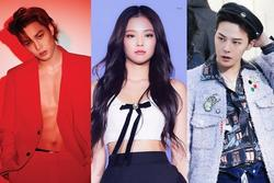 G Dragon hiện tại - Kai (EXO) quá khứ, ai mới là 'chân ái' của BLACKPINK Jennie?