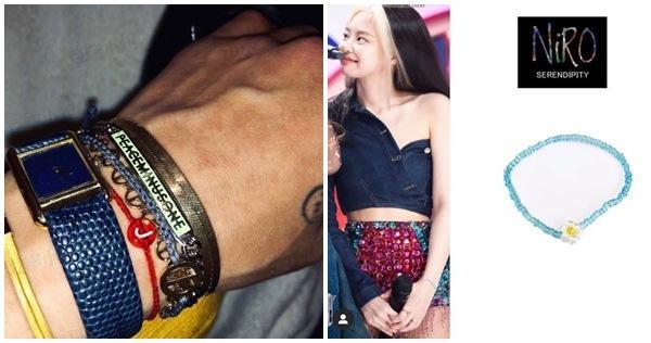 G-Dragon và Jennie hẹn hò: Hai biểu tượng thời trang lên đồ tâm đầu ý hợp-8